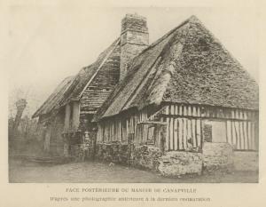 Manoir de Canapville, pl.2