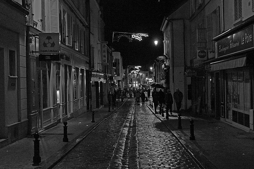 Brie comte robert : le centre ville