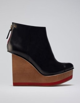 rocking-horse shoe bershka