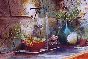 fontaine-et-cruche