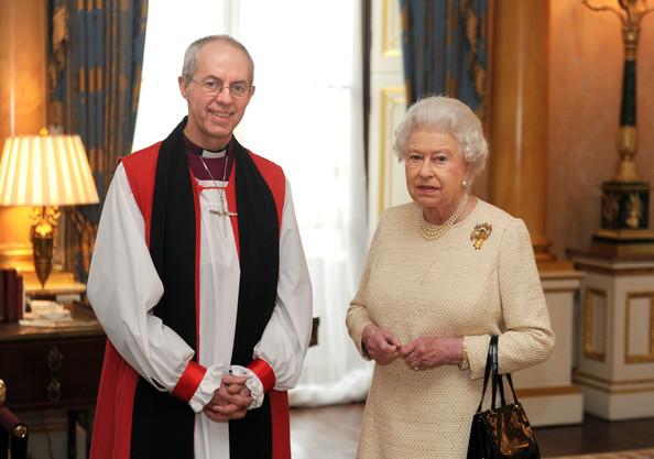 Elizabeth et le nouvel archevêque