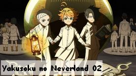 Yakusoku no Neverland 02