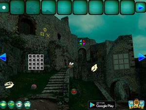 Jouer à Can you escape from abandoned castle