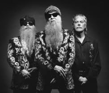 ZZ Top Flash Info mai 31