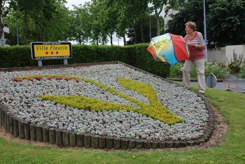 Parapluies à Nantes