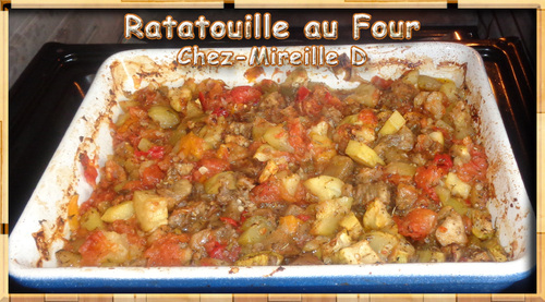 Ratatouille au Four