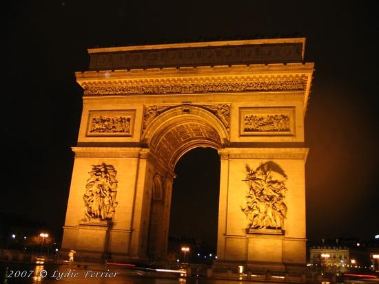 2007 Arc de Triomphe