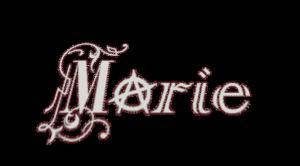 *** Marie-a ***