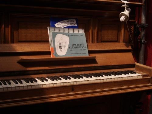 Le Piano sur le Piano ...