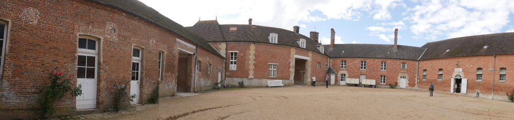 Haras du Pin - Normandie - Orne