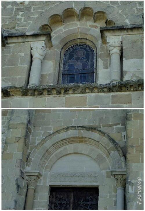 Eglise de Chantemerle les Blés