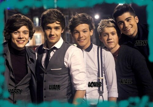One direction !!!!!