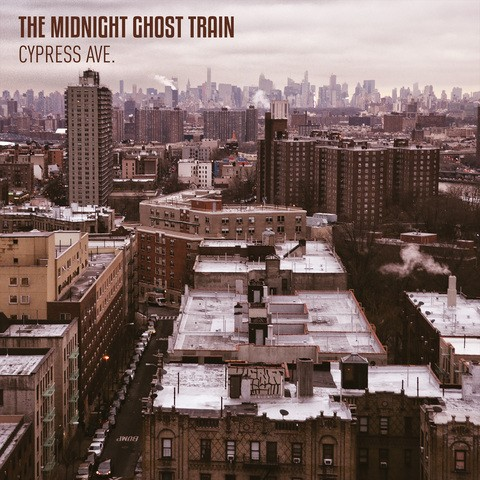 THE MIDNIGHT GHOST TRAIN - Les détails du nouvel album