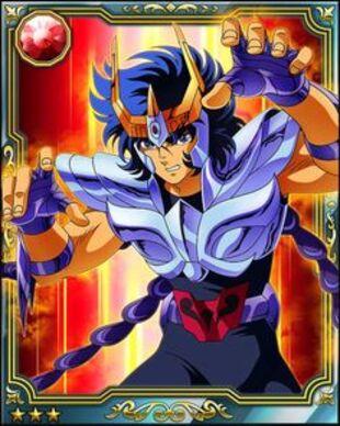 XXXVI - Armure du Phénix (Phoenix Cloth)