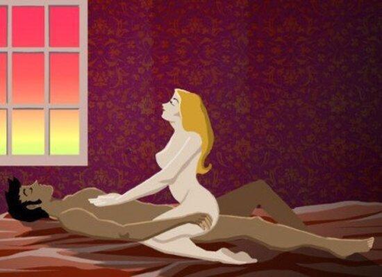 Les positions sexuelles préférées des femmes