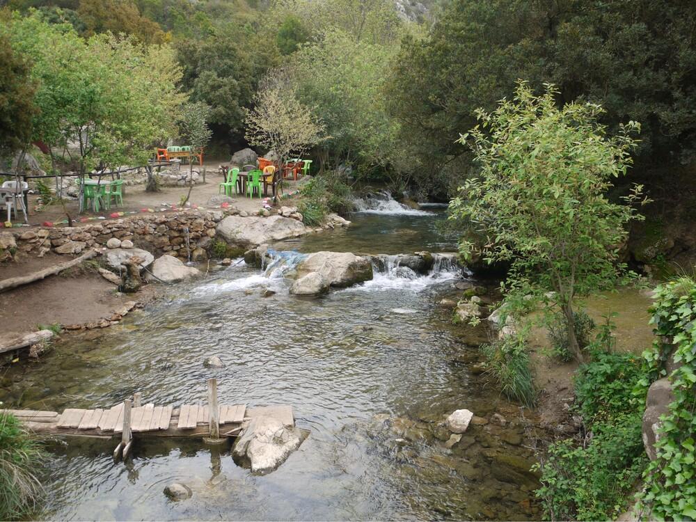 Akchour - parc national de Talassemtane