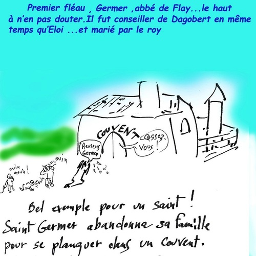 Saints du 30 décembre/Jour du fléau/ 10 nivôse