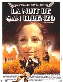 BOX OFFICE FRANCE 1982 la nuit de san lorenzo