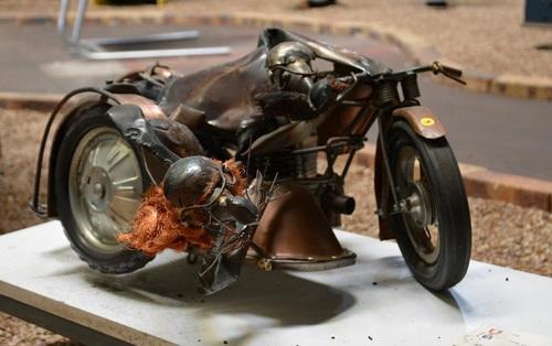 musée des moteurs, Saumur!