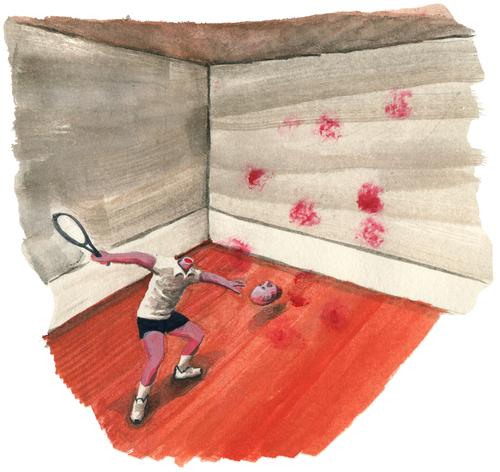 tennis de tête Matthieu Chiara