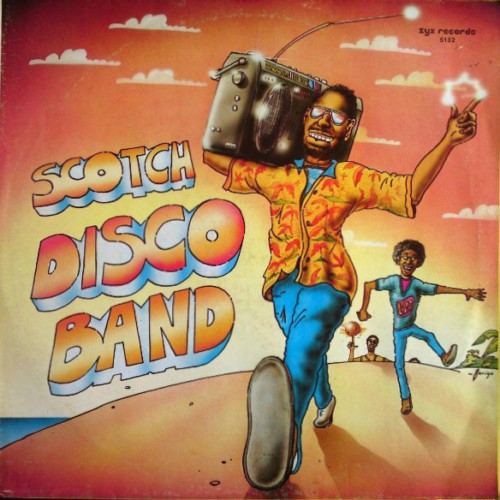 Scotch - Disco Band (1984)