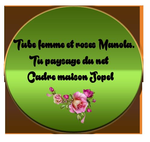 Femme aux Roses. par Jopel