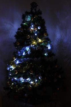 Joyeux Noël (Merry Christmas) & Ma déco' de Noël :)