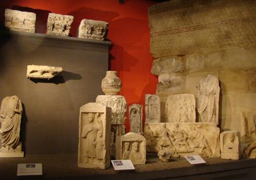 Nachbildung der römischen Festung