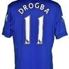 Didier DROGBA : Maillot porté CHELSEA le 25 avril 2010.