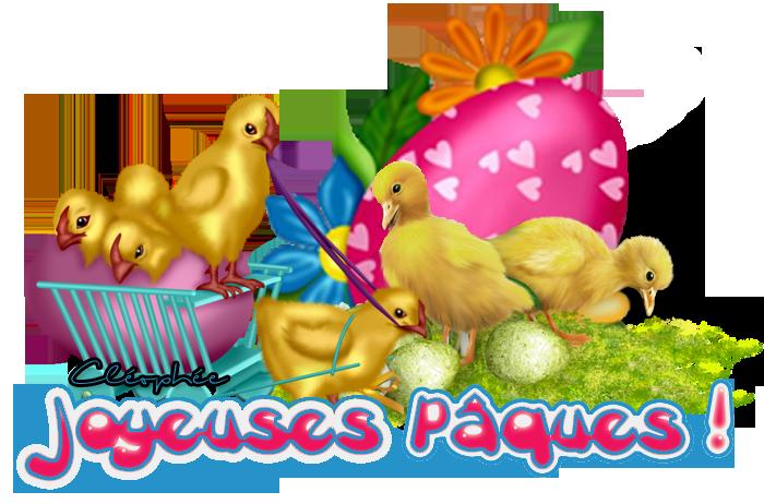 Joyeuses Pâques ... pour vous !