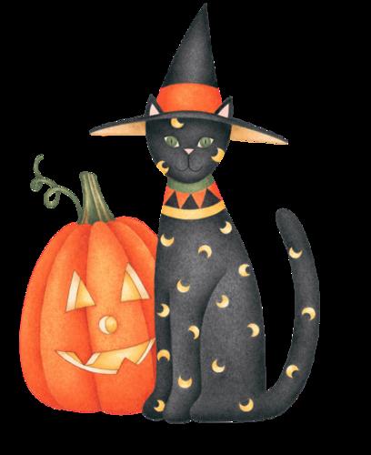 Animaux d'Halloween Série 1   ♥