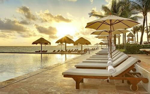 Etre détendu en vacances