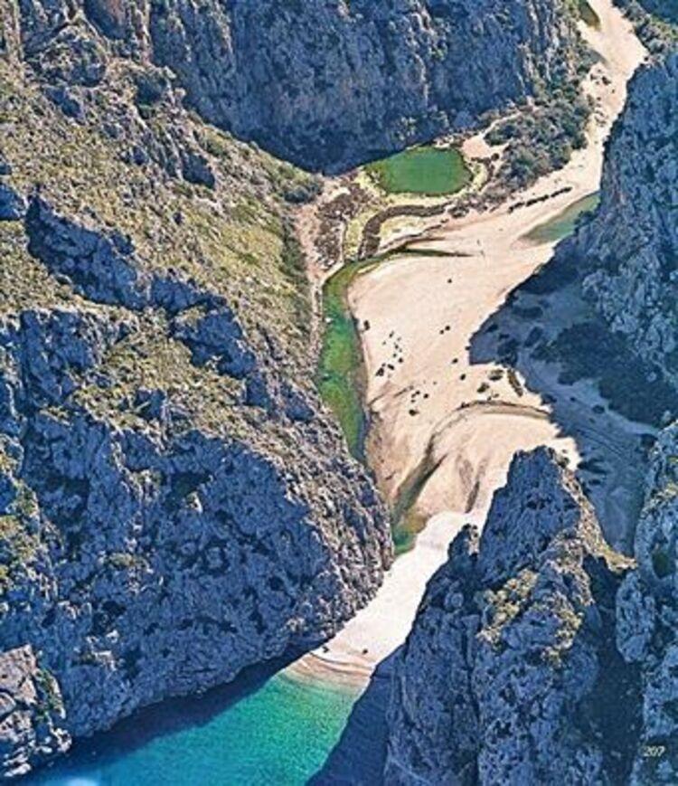 Descente de Sa Calobra - Majorque - Ouest de l'île -
