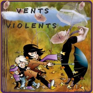 cluster vent violent