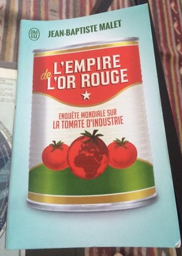 La tomate et la mondialisation ...
