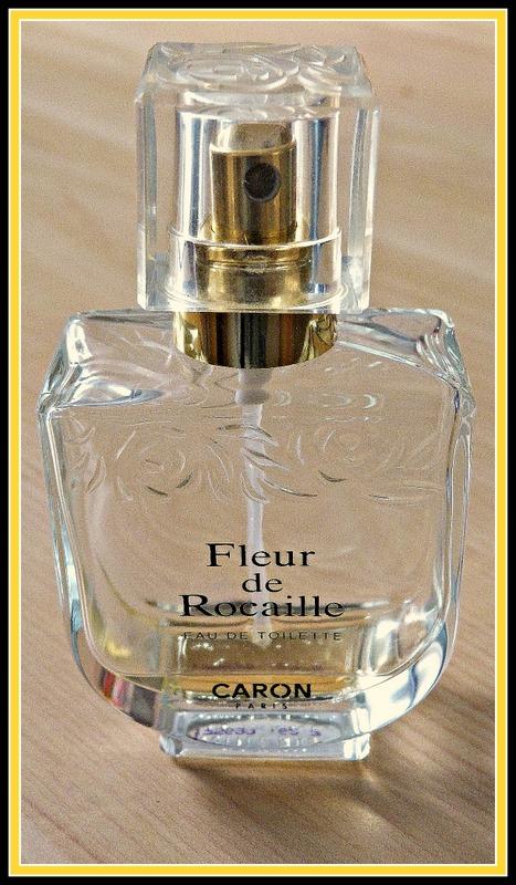 parfum de rocaille