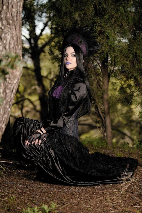 Mady De Lis, modèle