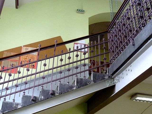 L'école Saint-Eucaire à Metz 26 Marc de Metz 2012