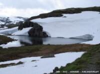 Aurlandfjellet-lac