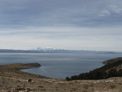 Le lac Titicaca, version bolivienne
