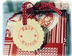 - Boîtes cadeau - recyclage-