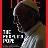 The Time magazine- The people pope