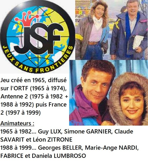 Nostalgiques ? 70's : Les Emissions, Jeux..