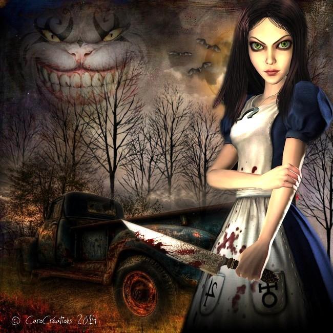 la folie d'Alice