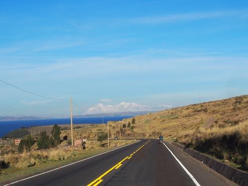 Lac Titicaca en vue!