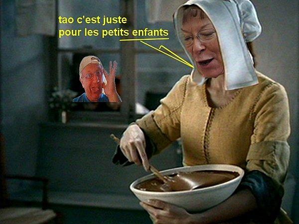 Denise la laitiére