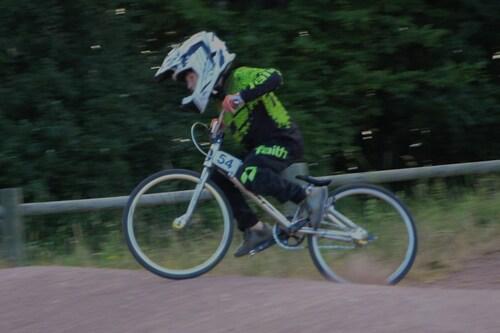entrainement BMX Mandeure  Mardi 13 juin 2017