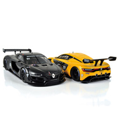 1:18 NOREV 185135 & 185136 RENAULT R.S. 01 2015 (exemplaires de production)