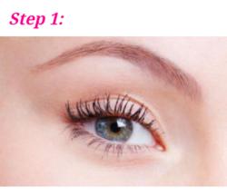 Maquillage cute pour les yeux
