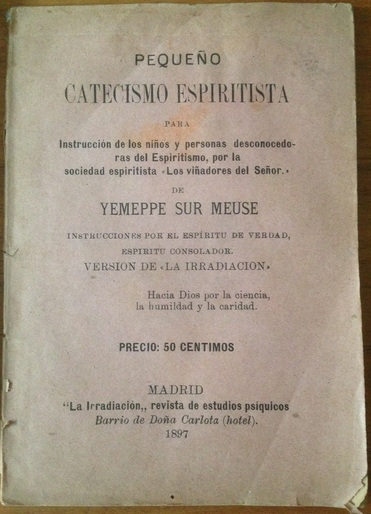 Pequeño Catecismo Espiritista